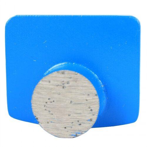 1 Round Segments Grinding Plate For Husqvarna Redi Lock