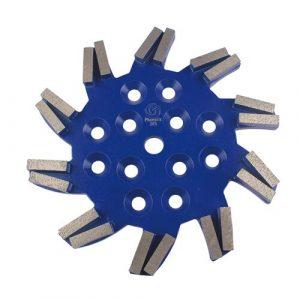 10 inch floor grinding plate