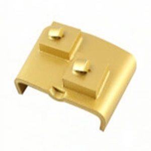 2pcs One Quarter PCD Metal Grinding Disc used for HTC floor grinder