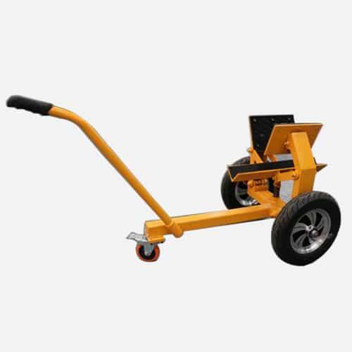 3-Wheel Self Locking Trolley