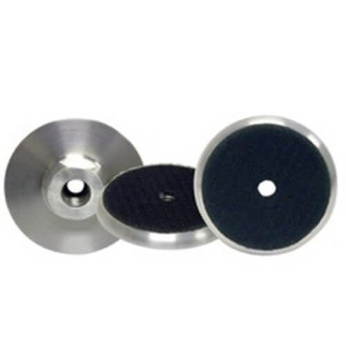 3 inch aluminum ogee back up pad