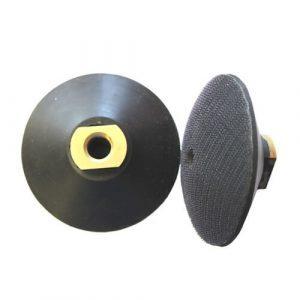 4 inch Convex Velcro Backer Pad