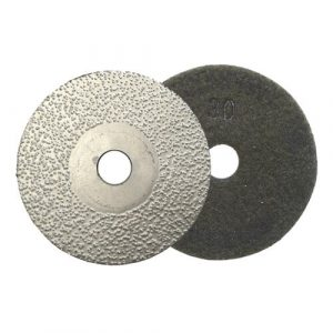 5 inch Vacuum brazed diamond grinding disc