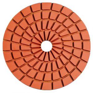 5-step wet polishing pad