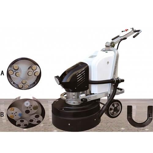 ASL T8 650mm Concrete Floor grinder