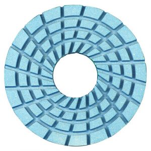 AllCon5-5084 5 inch 5-step floor polishing pad