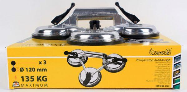Aluminum Suction Cup - Triple detail-4