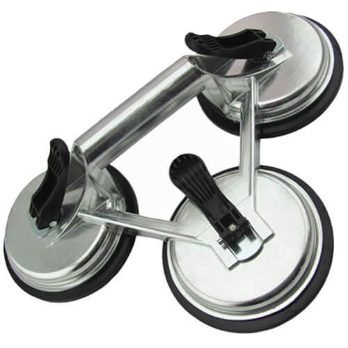 Aluminum Suction Cup - Triple