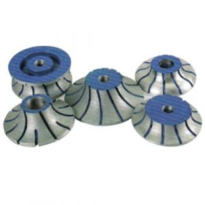 CNC Vacuum brazed Diamond Profile wheel