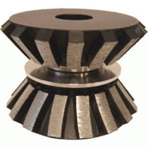 CNC breaker wheels bits
