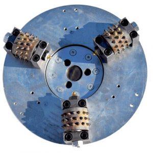 CPS bush hammer plate