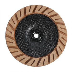 Concrete Edge Finishing Cup Wheel