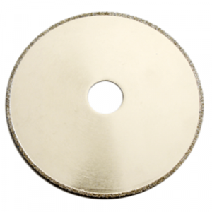 Continuous Rim Electroplated diamond saw blade