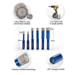 Diamond Core Drill Bits detail-2