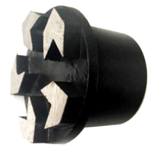 Diamond Grinding Plug - 5pcs Arrow Segments