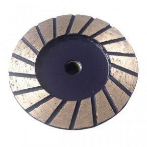 Double Layer Diamond Cup Wheel