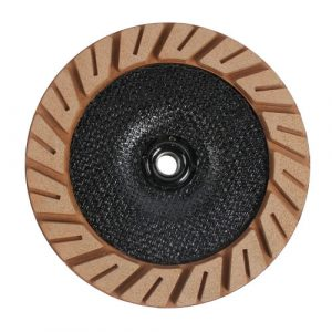 EdgePro™ Concrete Edge grinding polishing finishing cup wheel