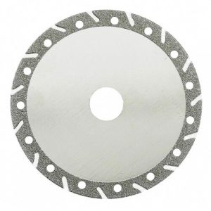 Electroplated Diamond cutting blade for marble