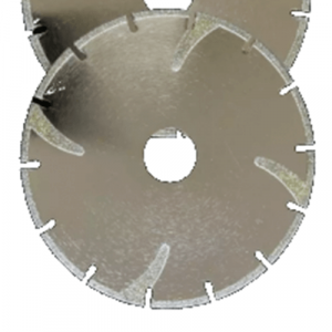 Electroplated diamond saw blade for marble
