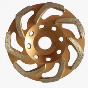 FAN-type Cup Grinding Wheel
