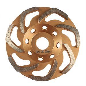 Fan Diamond Cup Wheel