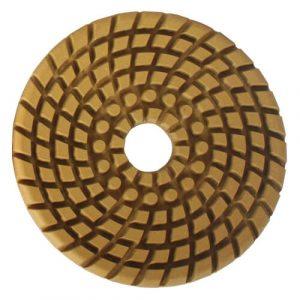 HiCon™ 4 InchDry Concrete countertop Polishing pad