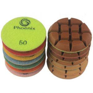 HiCon3-3090 3inch Floor Diamond polishing pads