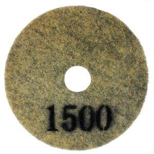 Igloss™ diamond polishing system for floor restoration and maintenance