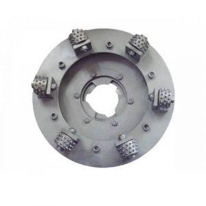 Klindex bush hammer plate