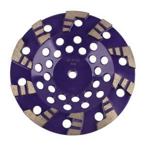 L Type Concrete grinding cup wheel