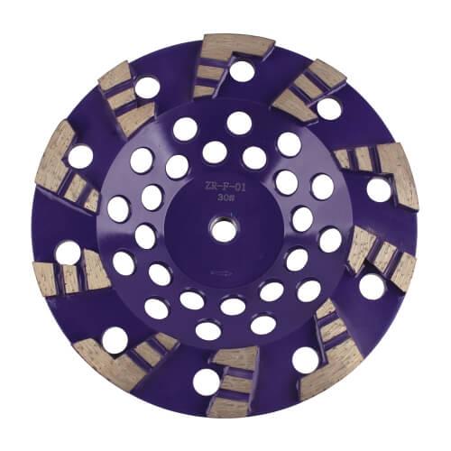 L Type Concrete grinding cup wheel