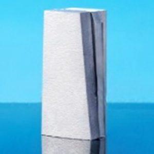 Metal bond fickert grinding block