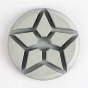 OriCon3-30108 3 inch Concrete Floor polishing pad puck