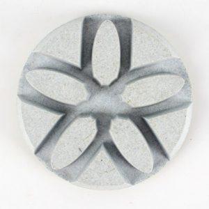 Oricem3-30107 3 inch cement terrazzo polishing pad