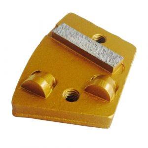PCD diamond Scraper inserts