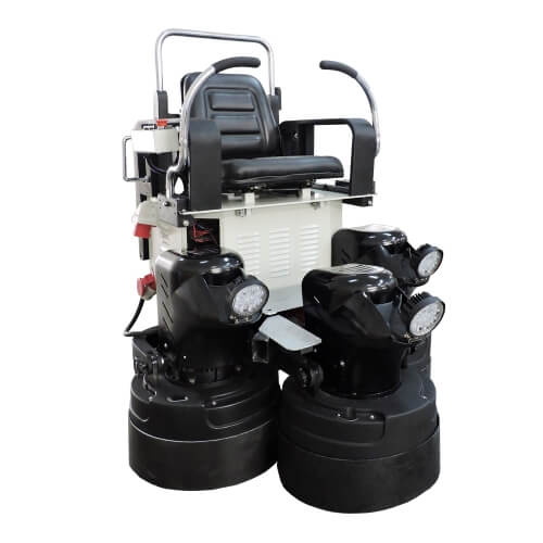 RZ1150-RT-2 Ride-on floor grinding machine