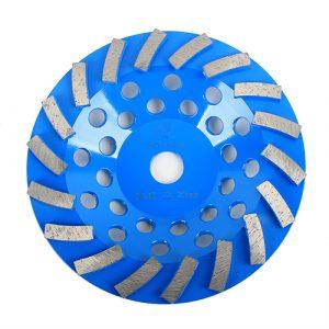 Radial Diamond Cup Wheel