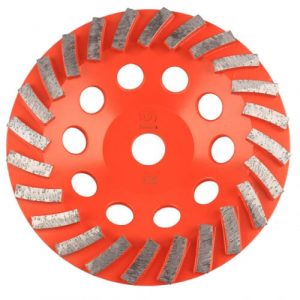 Radial Seg Concrete Grinding Wheel