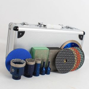 Raizi Tiling Diamond Tool Set For Ceramic Porcelain Tile Diamond Drill
