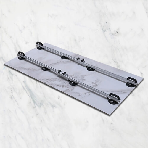 Raizi large format tile Carry handling System