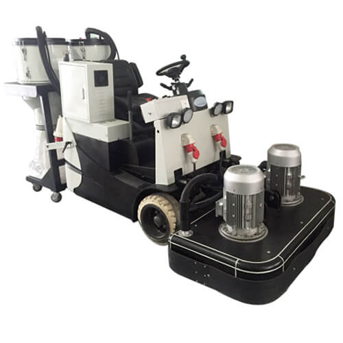 Ride on Concrete Floor Grinder RZ1500-P15 three phase