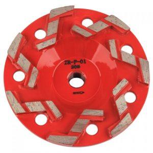 S type diamond Cup Grinding Wheel