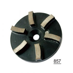 STI grinding disc