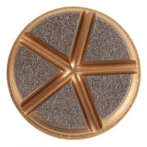 Sharp-Prem Concrete Floor Ceramic Transitional Polishing pad