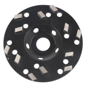 Star Type Concrete grinding cup wheel