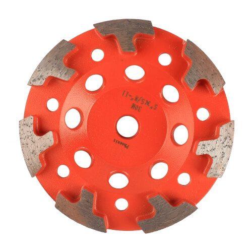 T-Type Grinding Cup Wheel