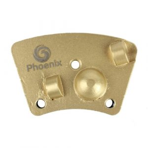 Trapezoid Full Round PCD Plate
