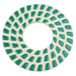 WooCon™ WoolFelt Concrete polishing pads