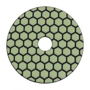 YgCon 5 inch dry diamond polishing pads Polishing Concrete Edge