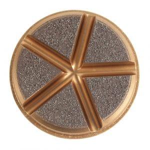 ceramic diamond polishing pad for concrete